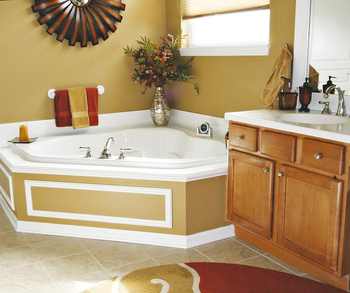 Покраска ванной комнаты своими руками фото 905